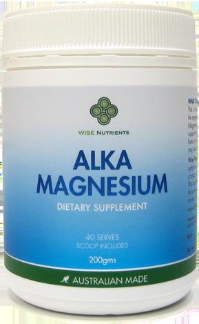 Alka Magnesium Ff Detox Fermented Food Detox