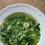 Green Veggies Soup