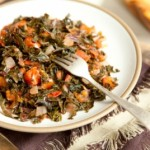 Kale and Tomatos